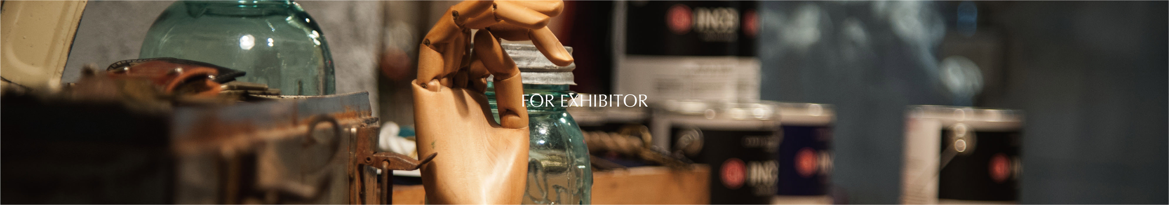 FOR EXHIBITOR
